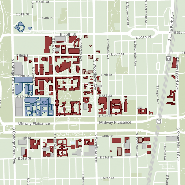 map of u of c campus Directions And Contact Biological Sciences Division The University Of Chicago map of u of c campus