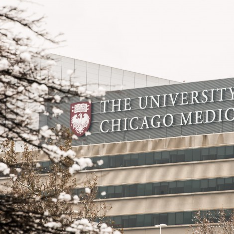 image of UCMC in winter